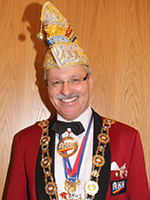 Sitzungspräsident Wolf Schultheiß