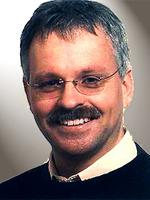 Portrait von Wolf Schultheiss, Sachgruppenleiter AKK